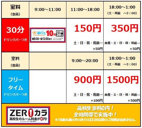 【五泉店】WEB通常料金表20190819.png