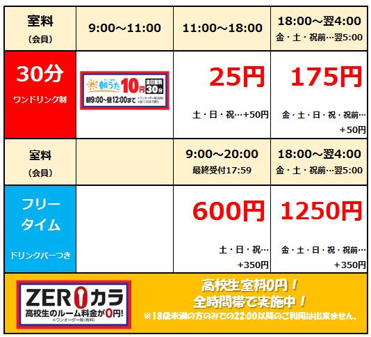 大和高田店料金表平成30年10月度.png