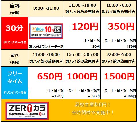 大阪福島店おまねきWEB料金表.png