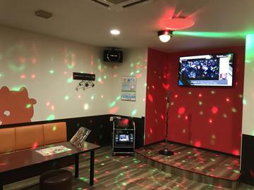 別府荘園店(大分)店カラオケルームや外観3