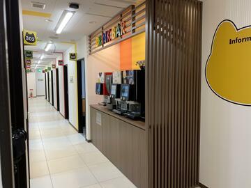 狸小路3丁目店(北海道)店カラオケルームや外観4
