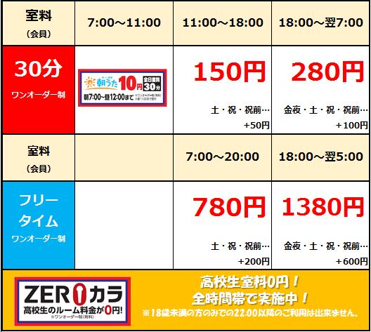 【豊田北口店】20201web料金表.png