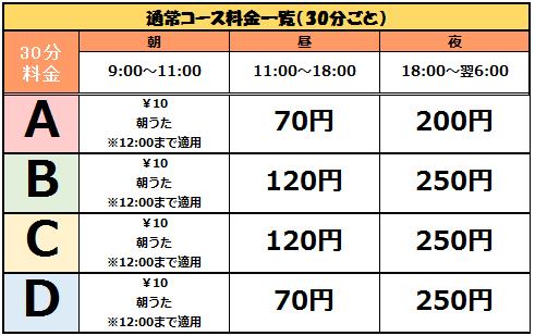 【安中店】夏季料金②.png